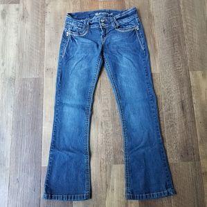 Wallflower Flare Jeans